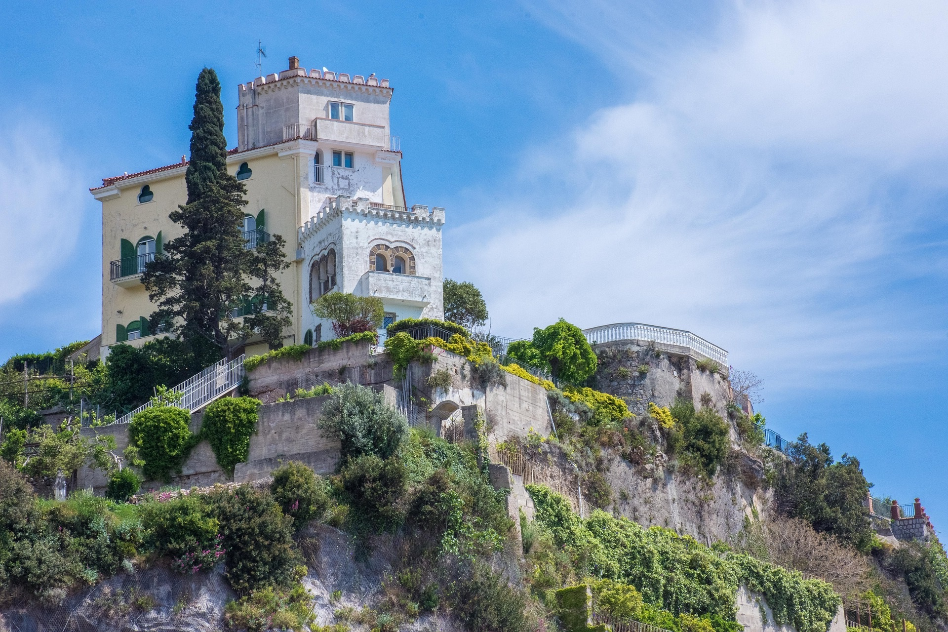 Le top10 de bonnes raisons de prendre une villa plutôt qu'un hôtel en vacances