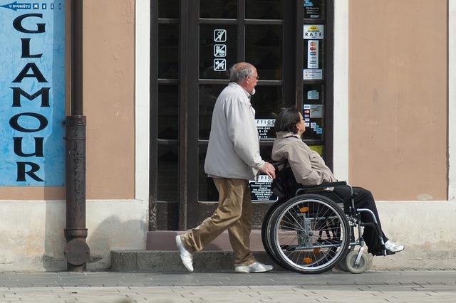 voyager avec un handicap moteur