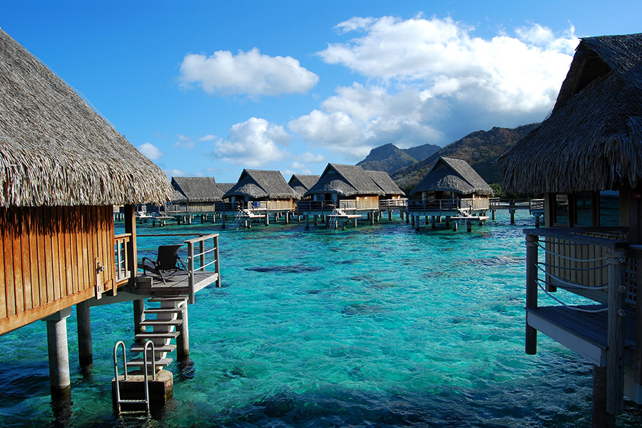 Les meilleurs endroits à visiter lorsqu'on voyage à Tahiti