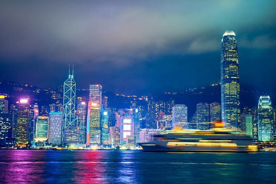 Partez à Hongkong en croisière