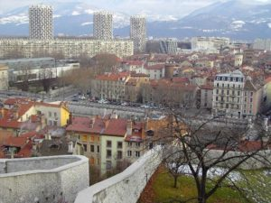 ville innovante de Grenoble