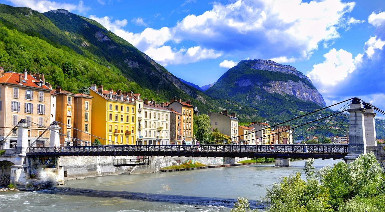 Tissu économique de la ville innovante de Grenoble