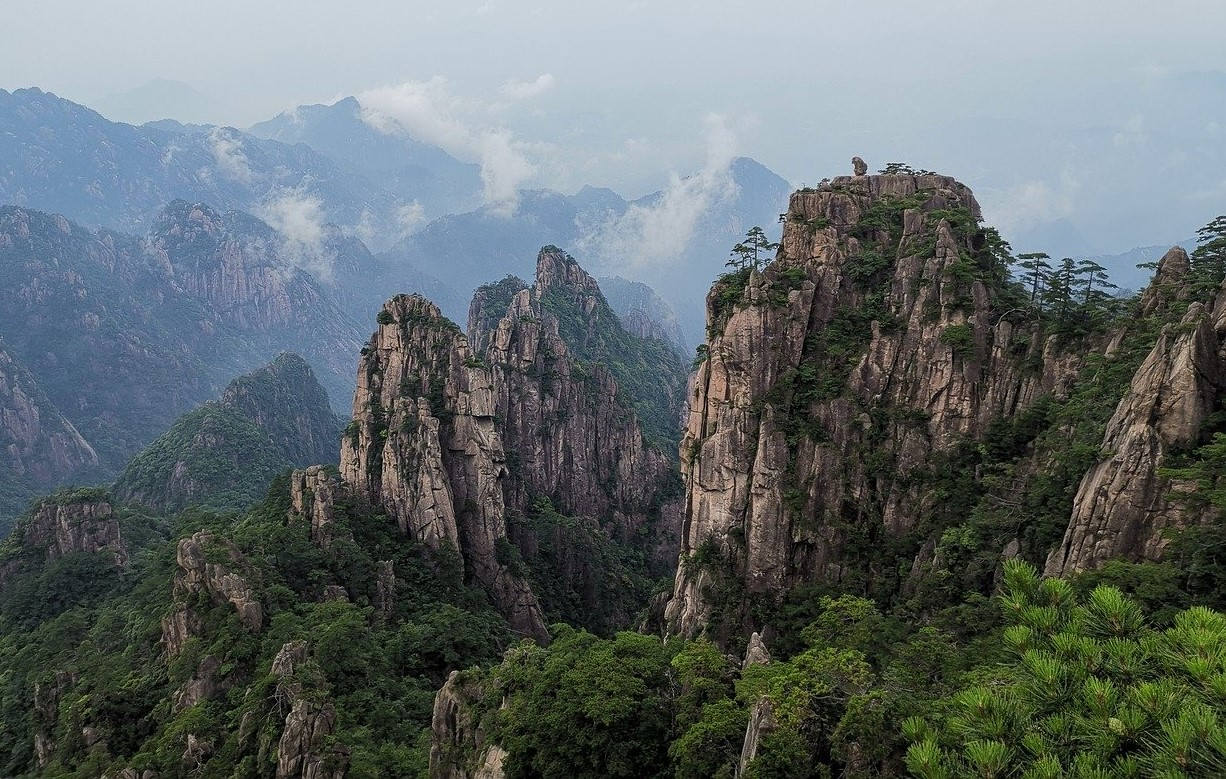 Jacques Sun parle du rôle de la Nature dans les arts chinois