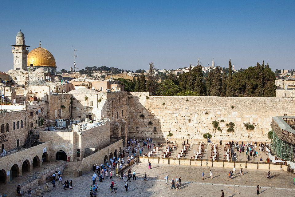 Séjour à Jérusalem