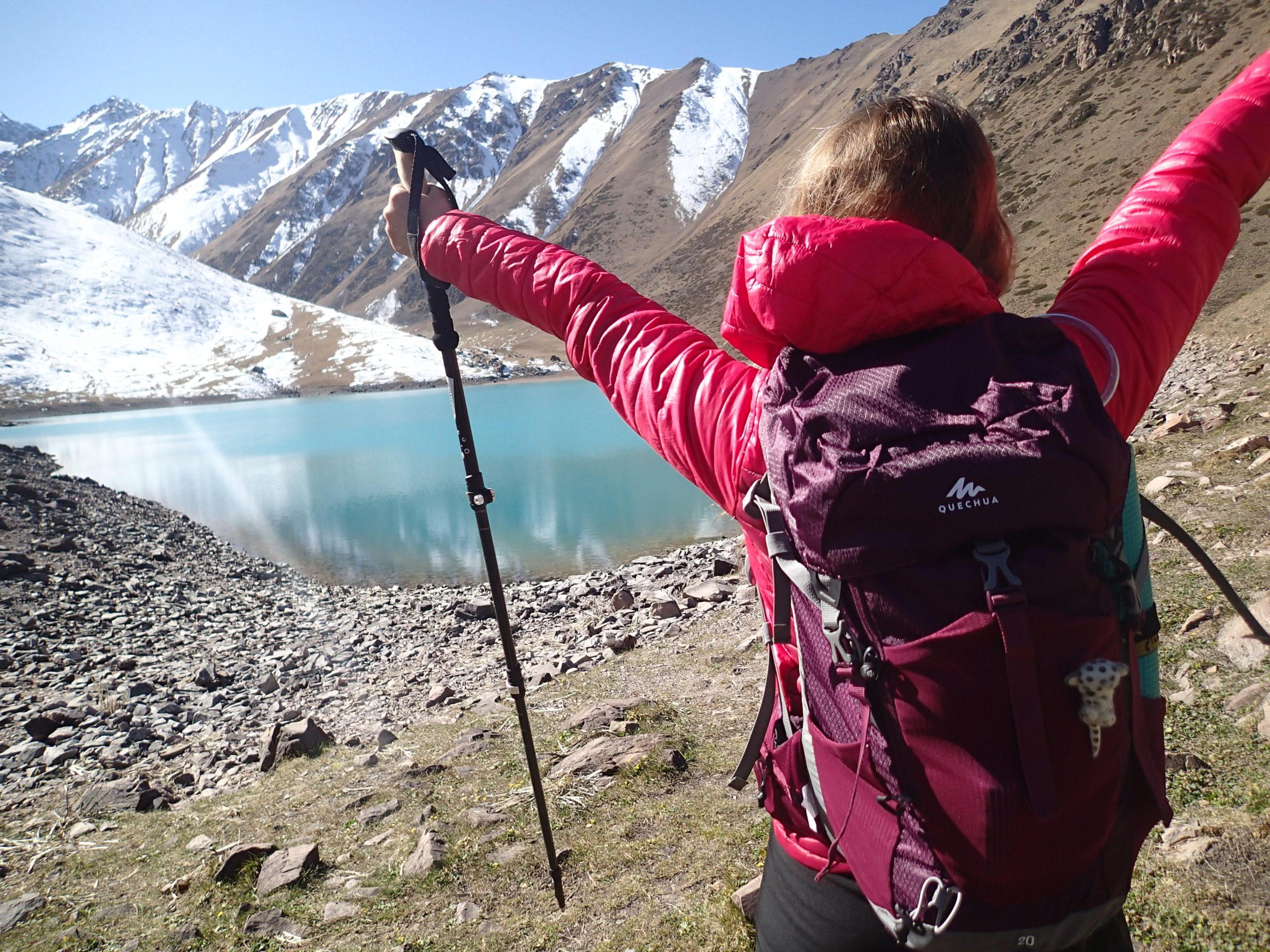 vacances sportives au kirghizstan