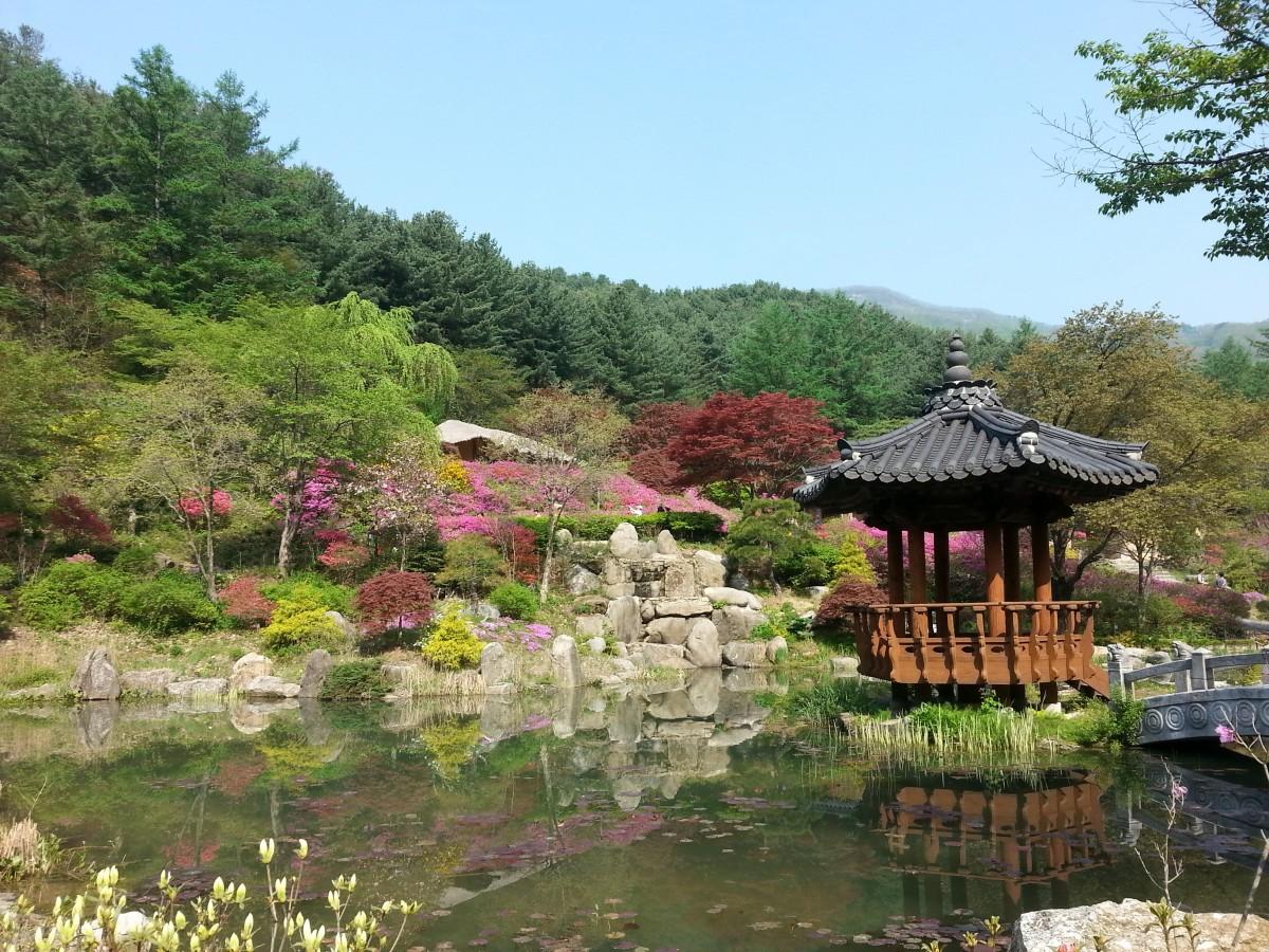 parcs naturels Asie