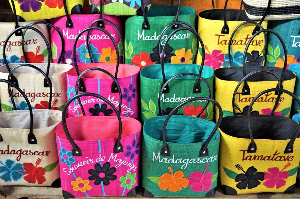 voyage à Madagascar artisanat