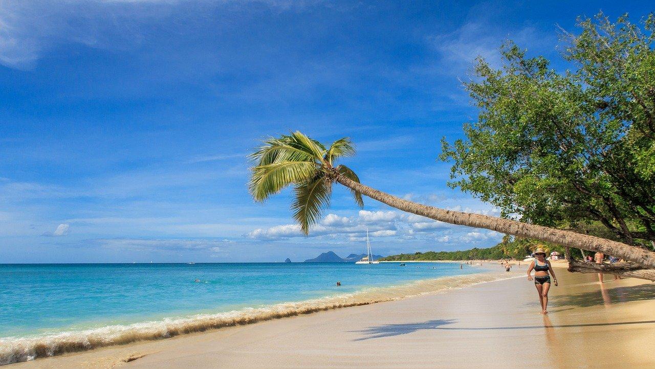 vacances à la Martinique